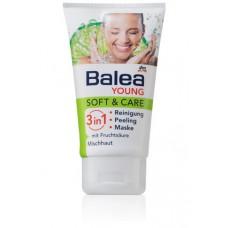 Balea - Очищающий гель, скраб и маска 3 в 1