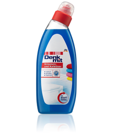 Средство для чистки унитазов Denkmit WC Urinstein und Kalklöser 750 ml