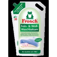 Гель - бальзам Frosch для стирки шерсти