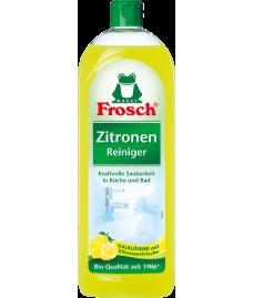 Frosch--Универсальный лимонный очиститель, 750 мл