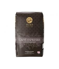 Кофе натуральный зерновой TIZIO  Caffè Espresso  Ganze Bohne.1 кг 100 % арабика