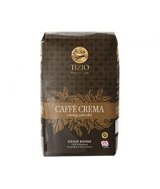 Кофе в зернах TIZIO Premium Caffe Crema ganze Bohne 1кг. Арабика 100% (Германия)